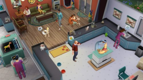 Sims 4 pets pc download